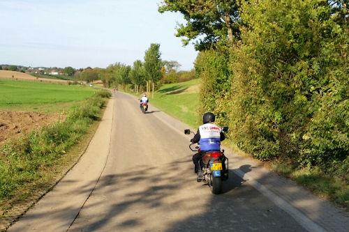 Motorrijbewijspoint Apeldoorn examengarantie