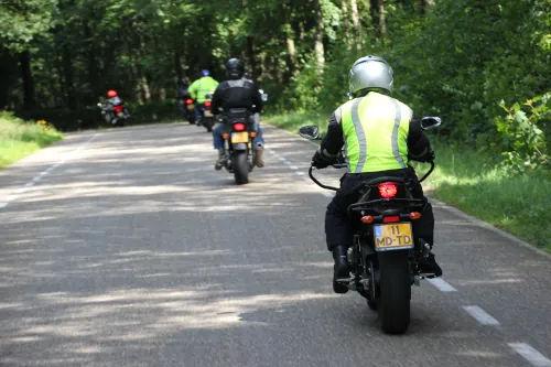 Motorrijbewijspoint Apeldoorn motor lesplan