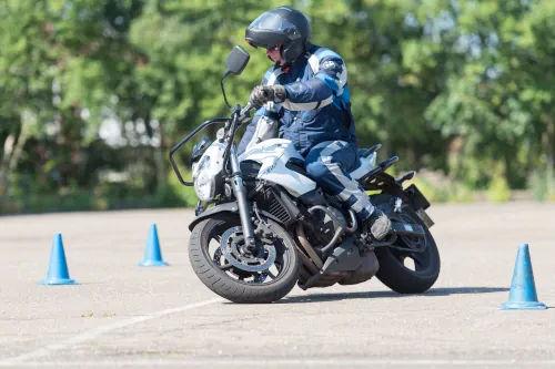Motorrijbewijspoint Apeldoorn motor rijtest