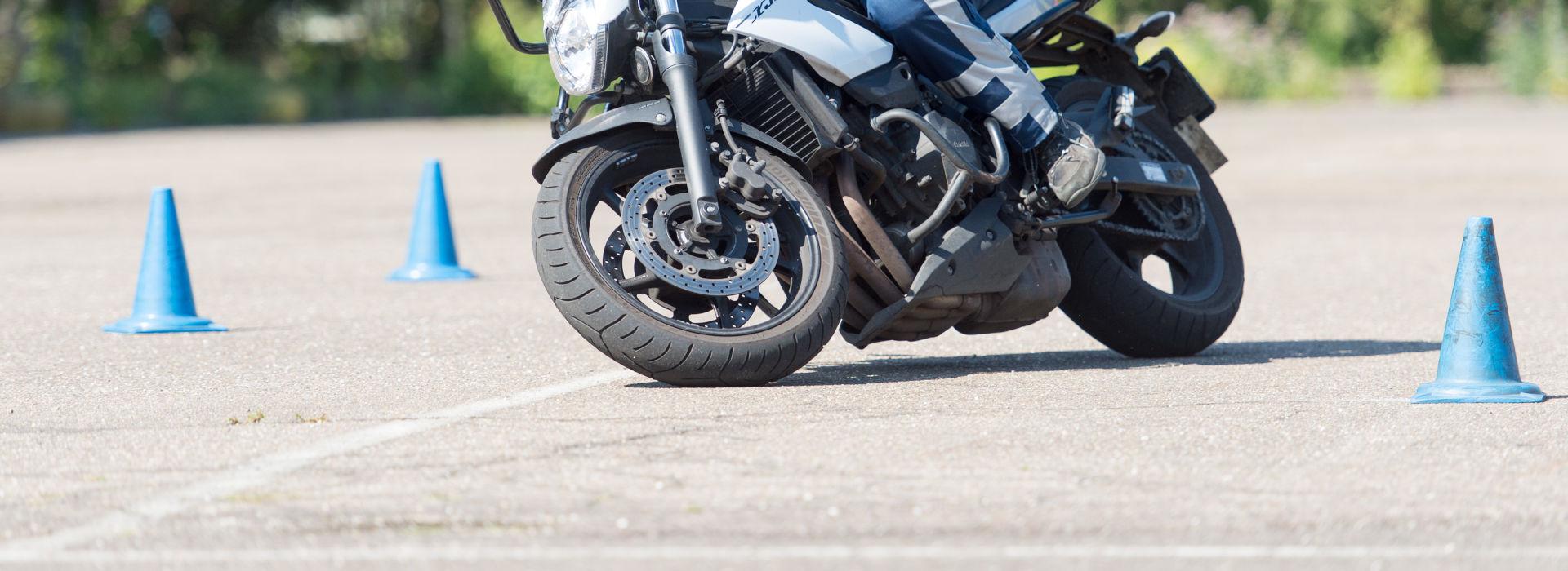 Motorrijbewijspoint Apeldoorn rijtest