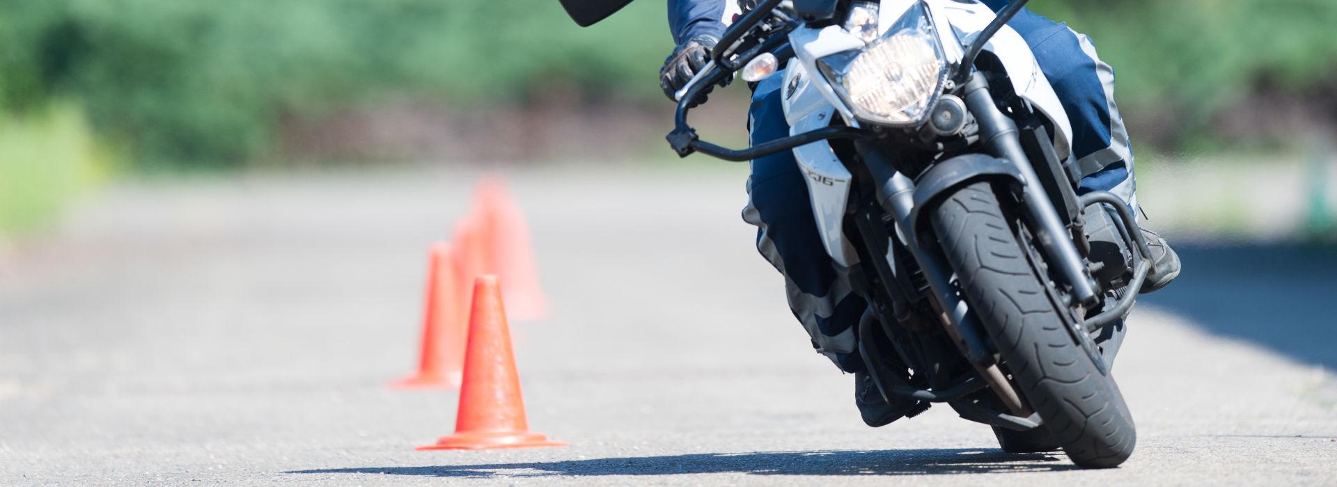 Motorrijbewijspoint Apeldoorn motor rijvaardigheid